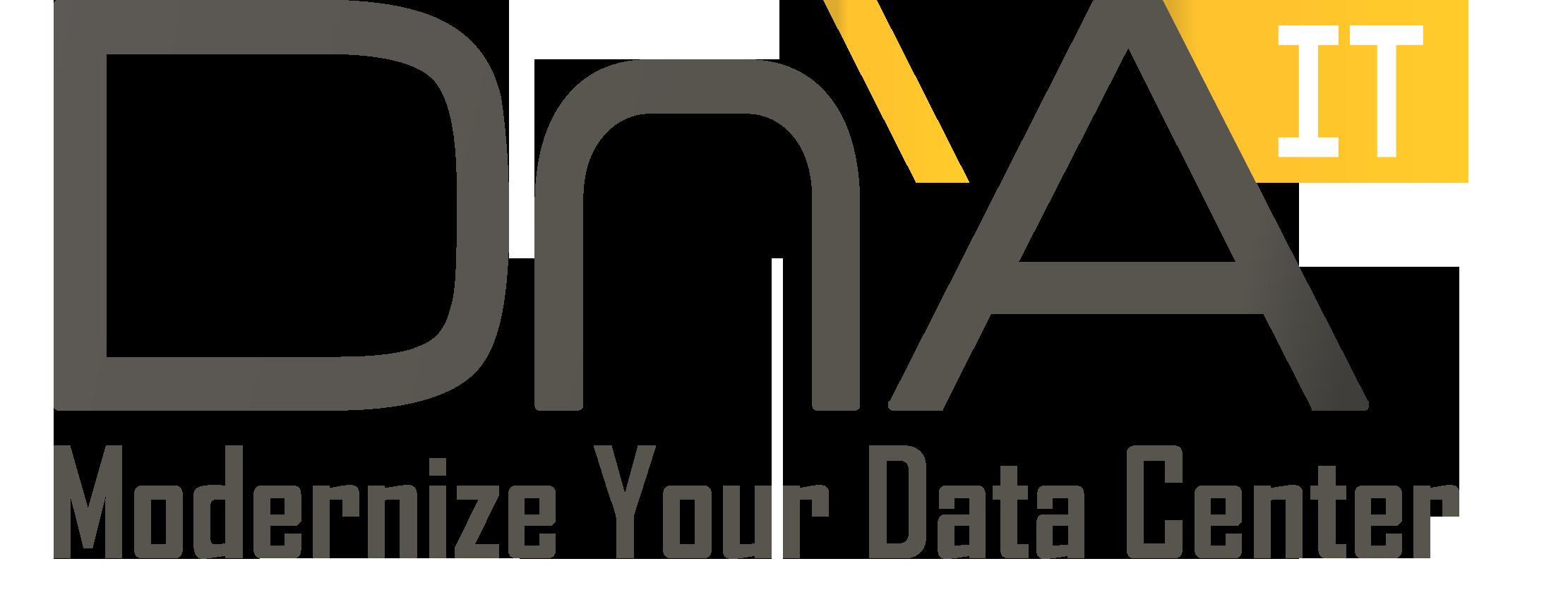 פתרונות חדשניים למערכות מחשוב מרכזיות - DnA-IT