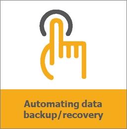 גיבוי ושחזור נתונים אוטומטי