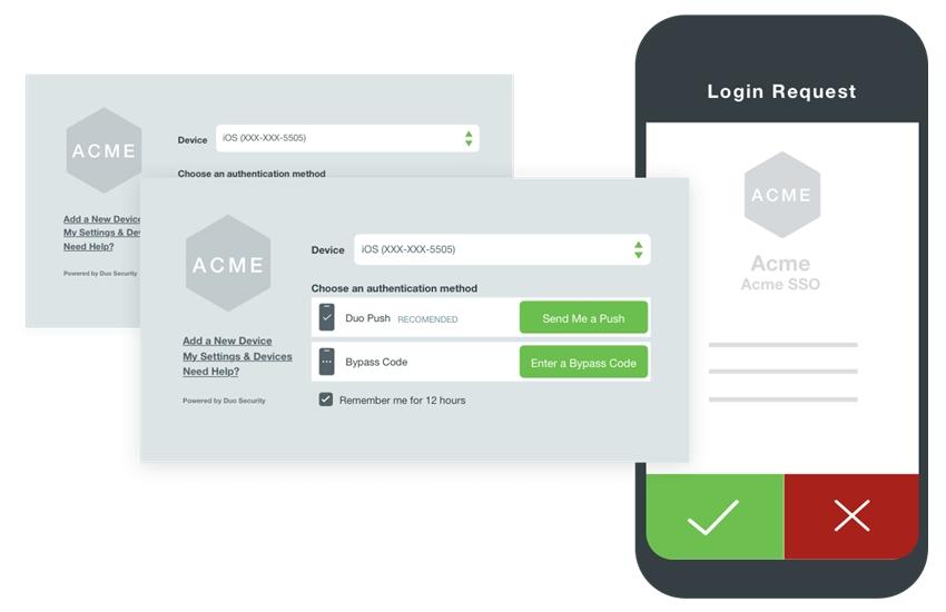 MFA multi factor authentication