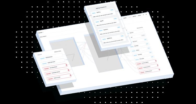 Nutanix FLOW segmentation tool